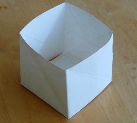 assembled cube